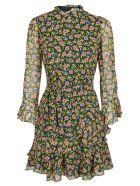 Saloni Dress - Alpine bouquet