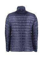 Herno Nylon Padded Jacket - blue