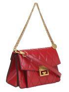 Givenchy Gv3 Small Shoulder Bag - Vermillon