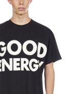 Moschino Good Energy Cotton T-shirt - Fantasy print black