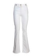 Elisabetta Franchi Celyn B. Jeans - Bianco