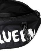 Alexander McQueen Belt Bag - Black