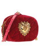 Dolce & Gabbana Dolce&gabbana Devotion Camera Bag - RED