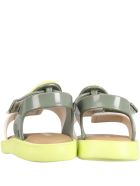 Melissa Multicolor Sandals For Kids With Avocado - Multicolor