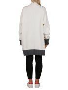 Marni White Virgin Wool Cardigan - White