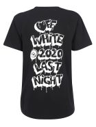 Off-White T-shirt - Black/white
