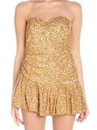 ATTICO Dress - Gold