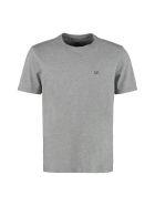 C.P. Company Printed Cotton T-shirt - grey