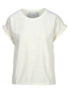Philosophy di Lorenzo Serafini Philosophy Philosophy Embroidered Logo T-shirt - WHITE