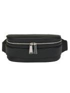 Bottega Veneta Medium Marco Polo Belt Bag - Nero