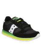 Saucony Saucony Jazz Original Sneakers - Black/green