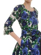 Samantha Sung - Florance Dress - Blue