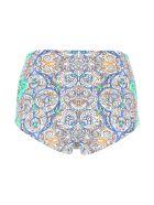 Tory Burch Gran Vojage Bikini Briefs - GRAND VOYAGE CLASSIC (Blue)