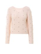 self-portrait Sweater - Pink