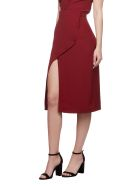 Rokh Skirt - Bordeaux