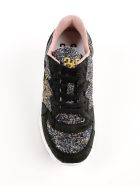 2Star Glittered Running Sneakers - Multicolor/nero