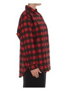 MSGM Shirt - Redblack