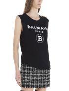 Balmain Top - Black