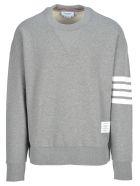 Thom Browne Thom Browne Oversized Sweatshirt - GREY MELANGE