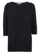 Charlott Oversized T-shirt - Blu