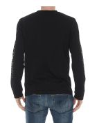 McQ Alexander McQueen Mad Chester Long Sleeves T-shirt - Black