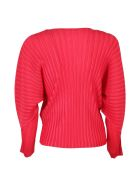 Pleats Please Issey Miyake Shirt -  Rosso