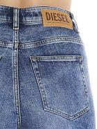 Diesel 'd-eiselle' Jeans - Blue