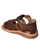Pom d'Api Yapo Papy Sandals - Brown