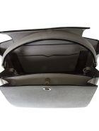 Valextra Pergamena Brera Tote Bag In Leather - Pergamena