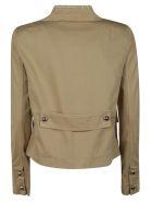 Ermanno Scervino Embellished Jacket - kaki