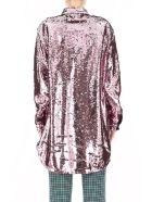Vivetta Coubert Sequins Shirt - PINK|Rosa