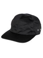 1017 ALYX 9SM Black Baseball Cap - Black