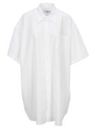 Maison Margiela Martin Margiela Oversize Dress Shirt - WHITE