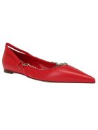 Valentino Garavani Ballerina Shoes - Rouge pur