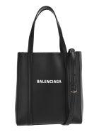 Balenciaga Xxs Everyday Tote - BLACK