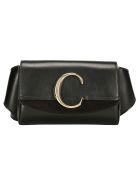 Chloé Chloè Belt Bag - Black