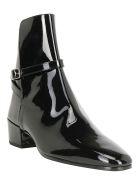 Saint Laurent Clementi Boots - Nero