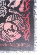 Alexander McQueen Dream Shell Foulard - MULTICOLOR