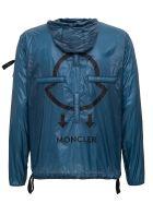 Moncler Genius Peeve Jacket By Craig Green - Blu