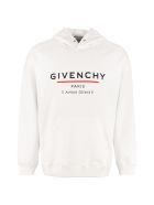 Givenchy Printed Hoodie - White