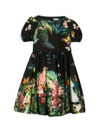 Dolce & Gabbana Patterned Dress - Multicolor