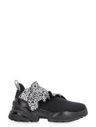 Sergio Rossi Sergio Extreme Slip-on Sneakers - black