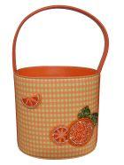 STAUD Fruits Bucket Bag - Pistacchio
