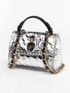 Ermanno Scervino Mini Handbag - Arg Argento