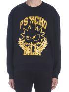 McQ Alexander McQueen 'psycho Billy' Sweatshirt - Black