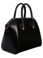 Givenchy Black Small Antigona Bag - Black