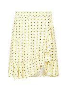 Ganni Skirt - Maize
