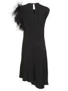 8PM Asymmetric Dress - Black