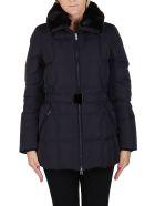 Woolrich Black Down Jacket - Black