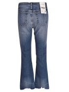 Rag & Bone Distressed Jeans - Denim